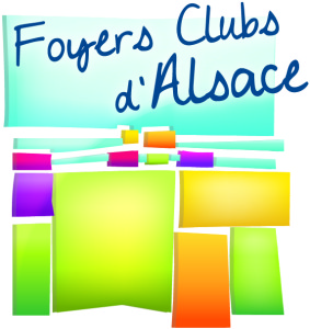 FOYERS CLUBS - DVP LOGO